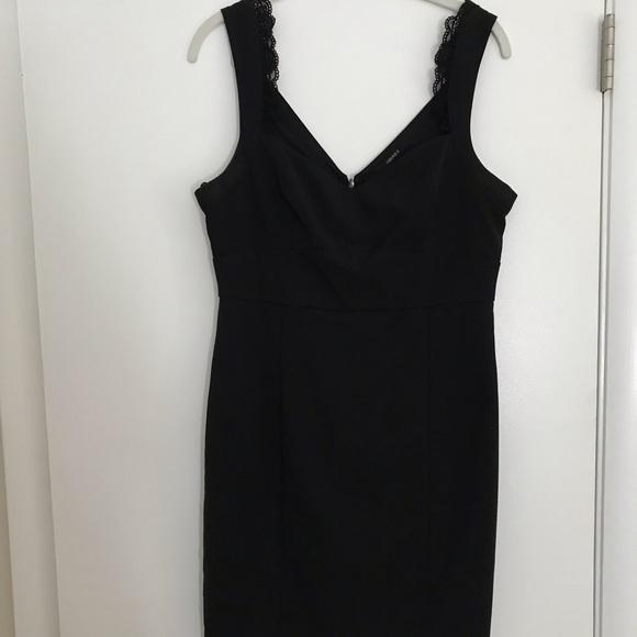 Forever 21 Dresses & Skirts - Black mini dress